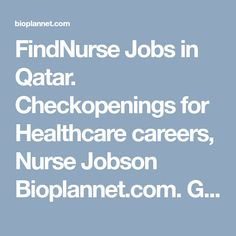 7 Best Nurse Jobs images in 2018 | Job opening, Nursing jobs, Coaching