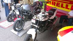 GLEMSECK 101 (2013), Germany Motorcycle Events, Retro Fashion, Stationary, Bike, Bicycle, Bicycles, Fashion Vintage