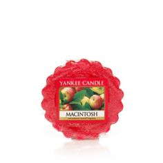 Macintosh - An all-time best-seller! Enjoy the juiciest, freshest, first-bite-of-the-apple fragrance of a just picked apple. If you love the clean, fresh aroma of a perfectly ripe macintosh apple - and nothing else - you'll fall head over heels for this fragrance that's so vividly real you'll think it's harvest time at the orchard every time you light the candle. A great fragrance for making your home feel warm and welcoming.