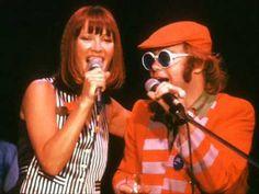 "Classic Throw Backs Day 25 (tune4theday.tumblr.com): Elton John and Kiki Dee - ""Don't Go Breakin' My Heart"""