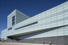 Figge Art Museum - Davenport, Iowa