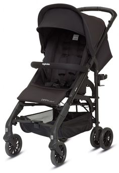 Zippy Light Stroller | Inglesina USA, weighs 15lb and holds up to 55lb kids with almost full recline.