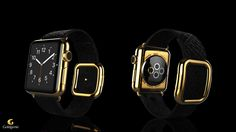 Goldgenie's Luxury Customised Apple Watch Collection is available to order here: http://www.goldgenie.com/24k-gold-apple-watch.php