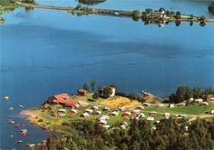 Krokkleiva v. Sundvollen, Rørvik Camping.