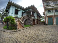 LAS CASAS FILIPINAS DE ACUZAR: A NEW HOME FOR THE OLD HOUSES – lakwatserongdoctor Old Houses, Old Things, New Homes, Mansions, House Styles, Home Decor, Decoration Home, Manor Houses, Room Decor