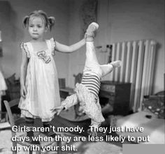 About Girls #Likely, #Moody