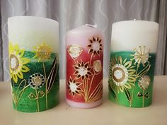 Pillar Candles, Candles, Taper Candles