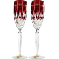 Unique Gifts & Cards for Every Occasion Red Glass, Wine Glass, Glass Art, Crystal Stemware, Waterford Crystal, Champaign Flutes, Liquor Glasses, Rococo, Tea Set