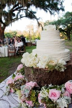Buttercream Cake, Southern Wedding,