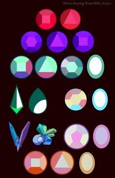 Steven Universe Fusion Gems