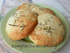 Focaccine di patate | COMPULSIVE COOKING