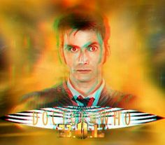Doctor Who; The Tenth Doctor, David Tennant.