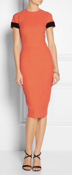 Victoria Beckham Dress http://rstyle.me/n/czrsur9te