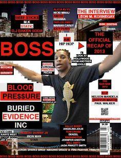 #BOSS 2013 - 2014 www.bossesmagazine.com