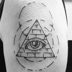 What does pyramid tattoo mean? We have pyramid tattoo ideas, designs, symbolism and we explain the meaning behind the tattoo. Tatting, Piercings, 18th, Art Journals, Tatoos, Graphics, Design, Beauty, Ideas