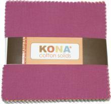 Kona Solids Charm Pack Dusty Palette £8