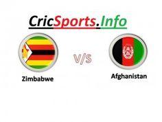 Zimbabwe vs Afghanistan 1st ODI Live Cricket Score Card http://cricsports.info/zimbabwe-vs-afghanistan-1st-odi-live-cricket-score-card/
