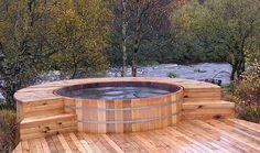 hot tub  dream-home