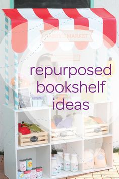 If Youve Got An Unused Bookshelf Lying Around You Might Be Surprised By