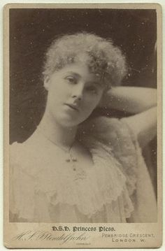 images of princess daisy of pless - Google Search