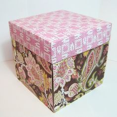 Cover on box