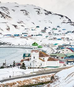 Dutch Harbor, Alaska  - Explore the World with Travel Nerd Nici, one Country at a Time. http://travelnerdnici.com/
