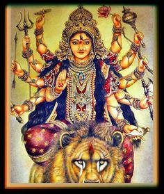 Godess Durgaa