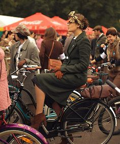 Daily Bike: scenes from a tweed run,
