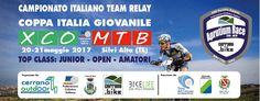 LItalia della Mountain bike che conta a Silvi: fine settimana del 20 e 21 maggio con Campionato Italiano e Coppa Italia