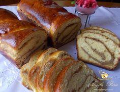 Preparare cozonac-etapa 18 Pastry Cake, Bread, Instagram Posts, Food, Cakes, Meal, Patisserie Cake, Essen, Hoods