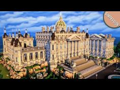 Sims 4 Game Packs, Sims Four, The Sims4, Sims Cc, Stairways, Cool Artwork, Beautiful Gardens, Barcelona Cathedral, House Styles