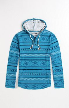 Hurley Blanket Double Knit Hoodie at PacSun.com