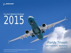 Commercial Aviation Outlook: 2015-2034 by Boeing by REYYAN DEMIR via slideshare
