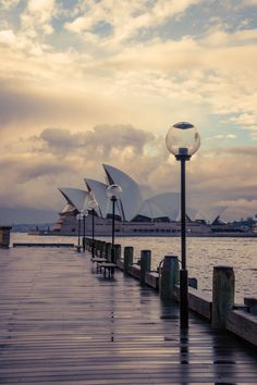 Opera House after the rain - one of my favorite pictures of my recent holiday Down Under.