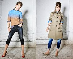 Dsquared Fall 2012-Good Girl Gone Bad