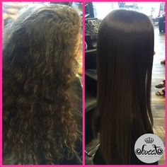 Try out The FiIRST Shampoo to smooth out your frizz for up to 3 months!