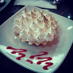 Lemon pie <3 #dessert #food #yummy #pie #nightout