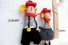 new character dolls