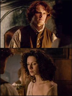jamie and claire -the reckoning 1x09