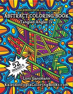 Tangled Angles 4: A Kaleidoscopia Coloring Book: An Abstr... https://www.amazon.de/dp/1503325393/ref=cm_sw_r_pi_dp_hf2txbGZKB1PD
