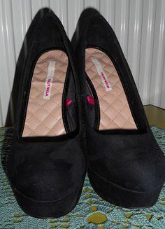 Kup mój przedmiot na #vintedpl http://www.vinted.pl/damskie-obuwie/platformy/8751126-czarne-platformy-od-tally-weijl