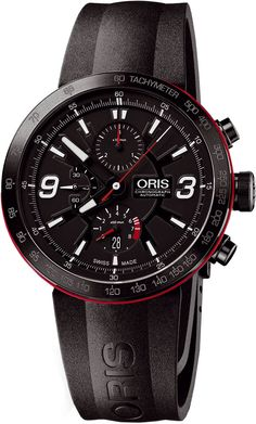 535b3bb7fbb Oris TT1 Chronograph Mens Watch Model  67476594764RS Fine Watches