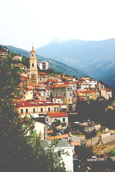Vallebona, Liguria, Italy. (Photo: Sanne Lier)