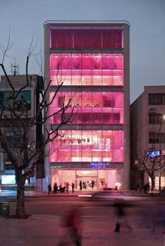 BARBIE'S SHANGHAI FLAGSHIP RETAIL STORE BY SLADE ARCHITECTURE