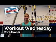 Workout Wednesday - Core Power