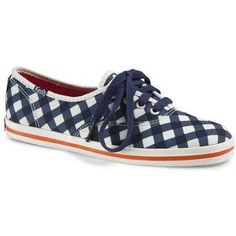 Keds x Kate Spade Gingham Sneakers as seen on Amanda Seyfried