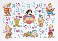 Il prodotto ( DMC - Disney Princess: Sampler Biancaneve e i sette nani