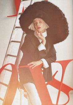 Timeless Hannelore by Tim Walker