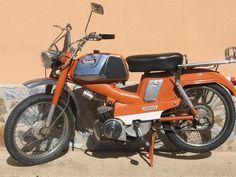 Mobilette Campera, 49cc (1967)
