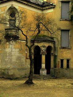 Abandoned Castle, Poland | (10 Beautiful Photos)